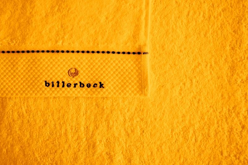 Billerbeck Sárga törölköző-1